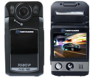 1080P HD Infrared Dash Camera with LCD