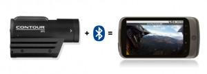 ContourGPS Bluetooth