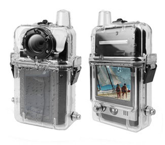 1080P HD Waterproof Diving Case