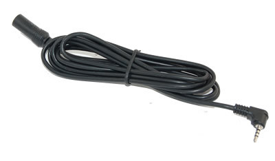 2.5mm Camera Extension CCTV Cable Cord