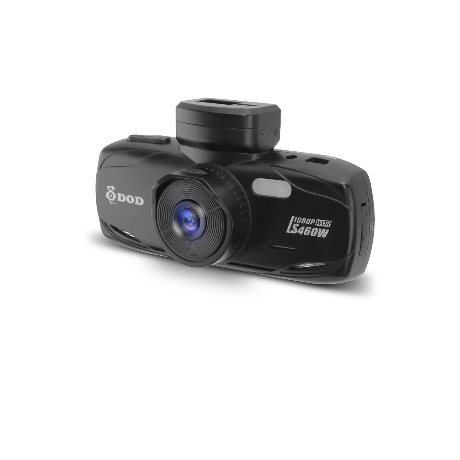 DOD HD 1080P Low Light Wide Angle Dash Camera GPS Google Maps