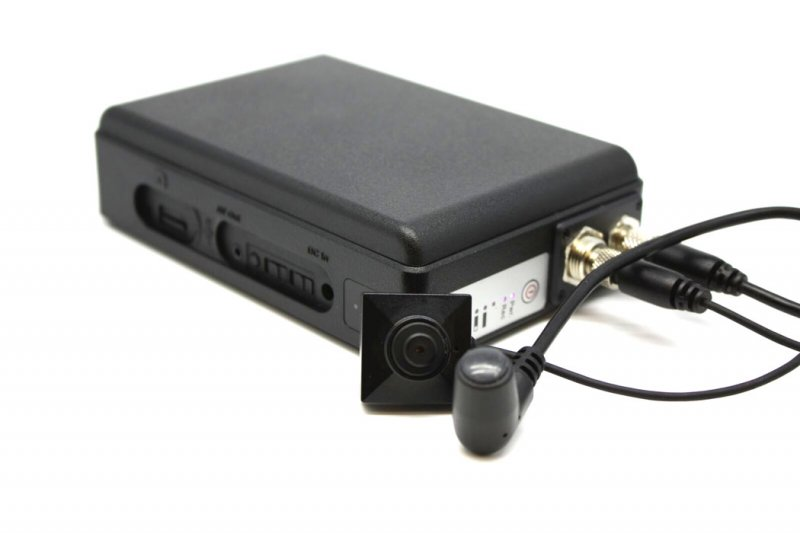 Extreme Life Battery WiFi DVR with Hidden Pinhole Camera