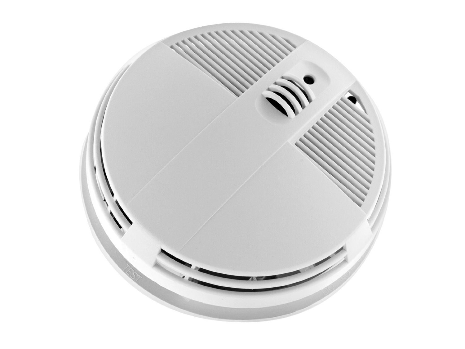 HD Infrared Smoke Detector Covert Camera (Bottom View)