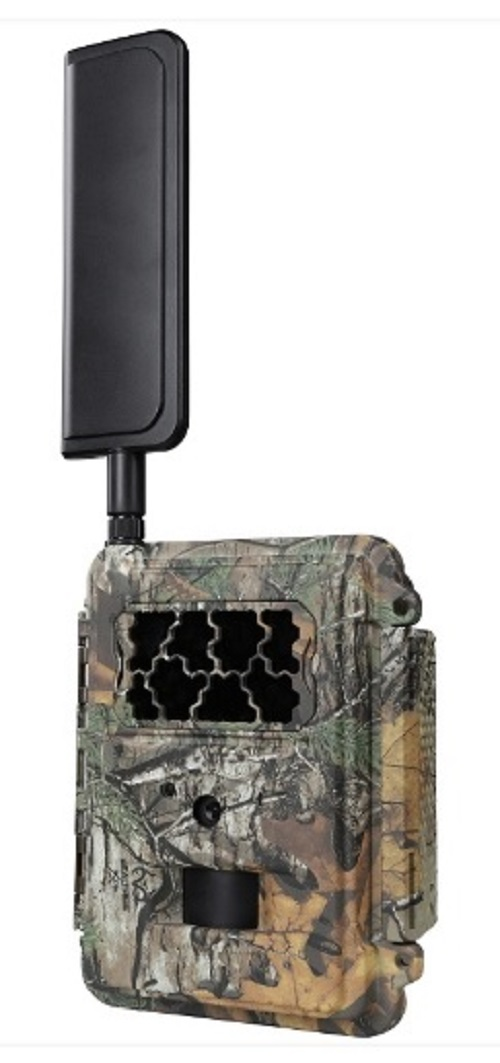 Spartan AT&T GoCam 720P 4G Wireless Trail Camera Blackout IR