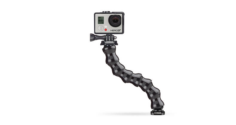 GoPro HD Hero 3 3+ Gooseneck Mount