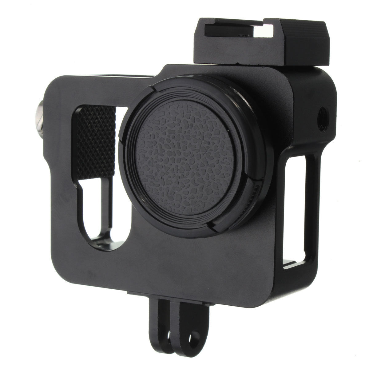 CNC Metal Case for GoPro HERO5 HERO6 HERO7 35MM