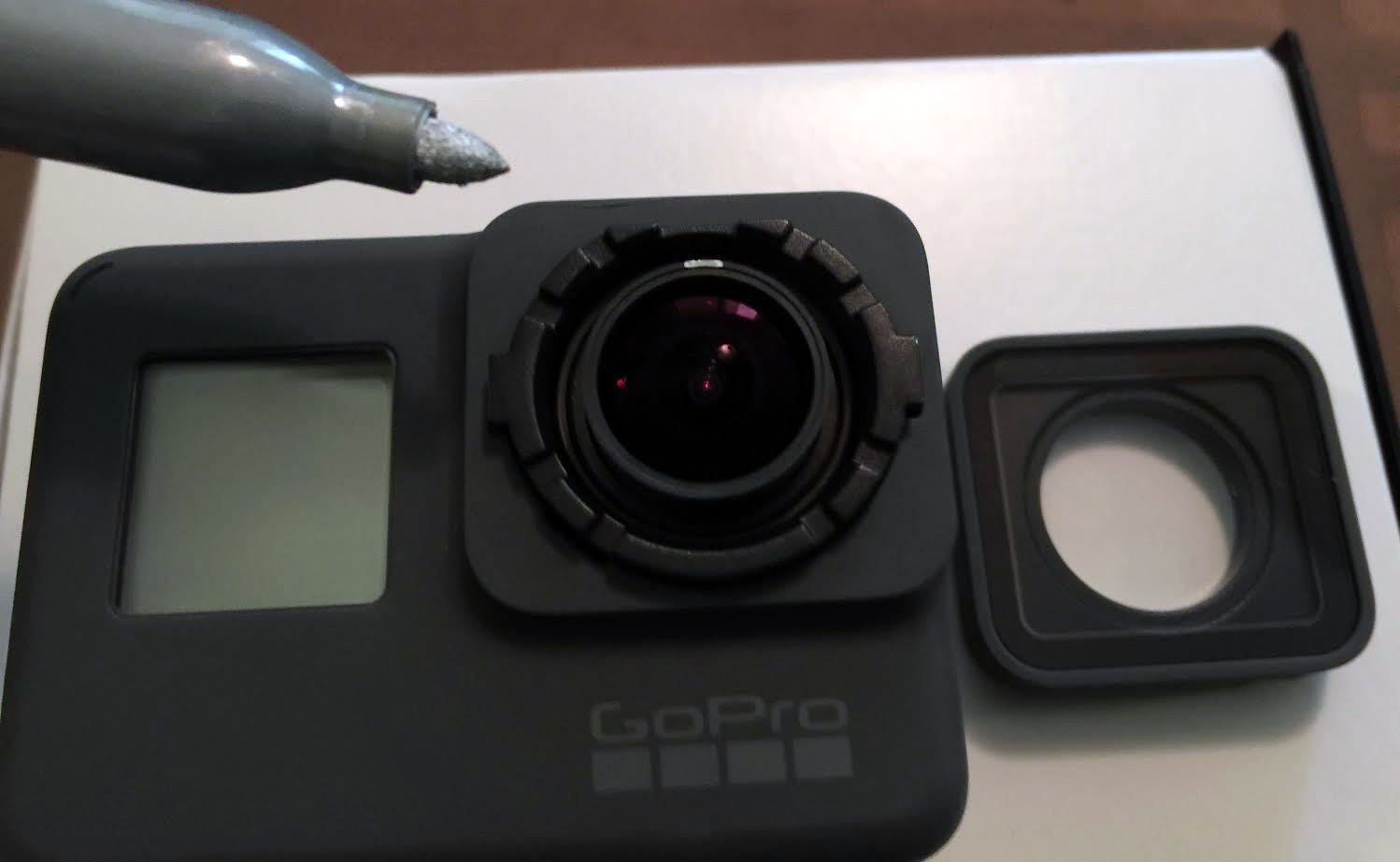 GoPro Hero 5 Modified Night Vision IR Camera (Infrared)