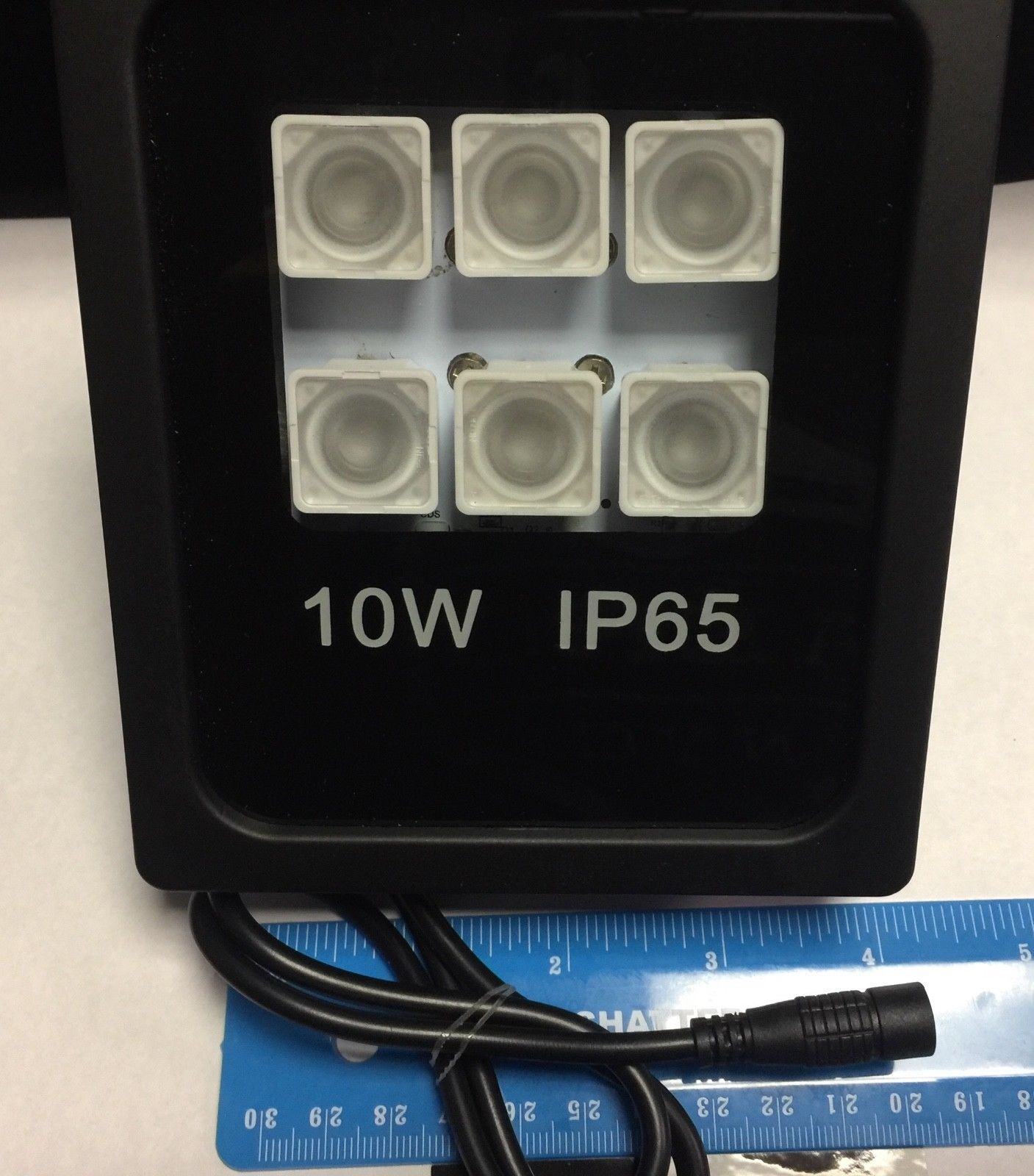 6 LED Infrared Illuminator No Glow 940NM