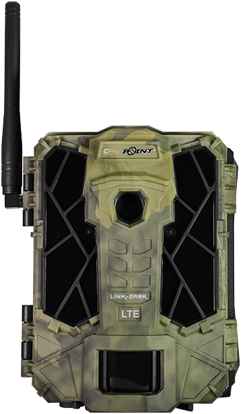 SPYPOINT LINK-DARK 4GLTE Blackout Infrared Cellular Trail Camera