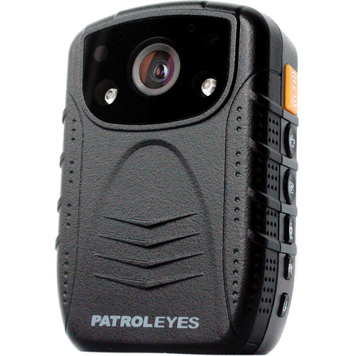 PatrolEyes HD 1080P Infrared Wide Angle Police Body Camera