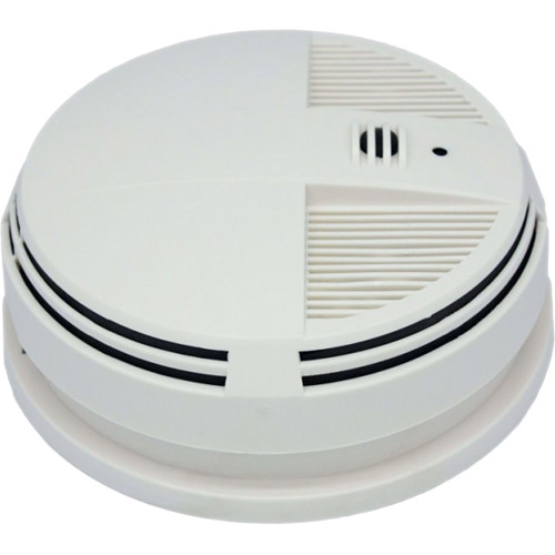 WiFi Smoke Detector Camera Battery Powered DVR (Bottom view)
