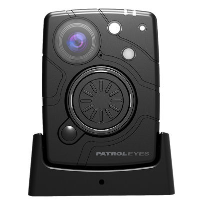 PatrolEyes WiFi HD Police Body Infrared Camera