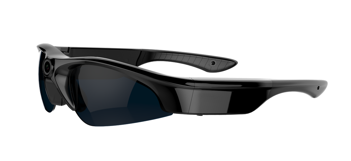 StuntCams HD 1080P Wide Angle Sunglasses Camera