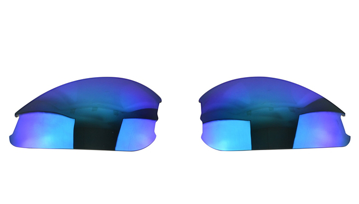 Polarized Blue Lenses for StuntCams Camera Glasses
