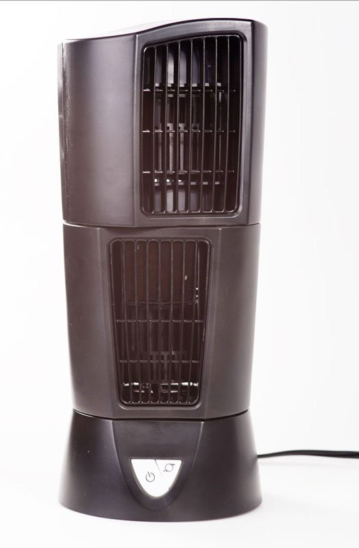 Zone Shield Oscillating Fan Hidden Camera DVR