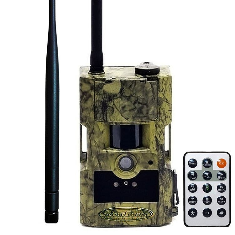 ScoutGuard 3G Pro 12MP Two-Way Communication Camo Trail Camera