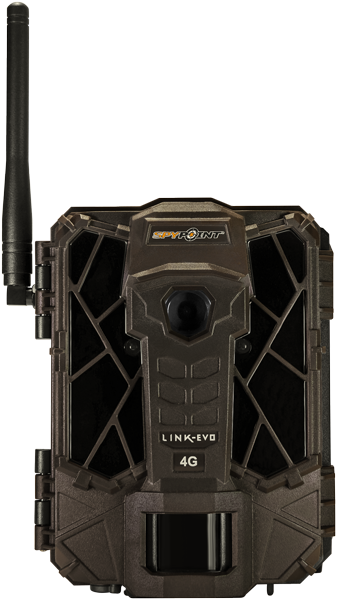 SPYPOINT LINK-EVO 4G Blackout Infrared Cellular Trail Camera