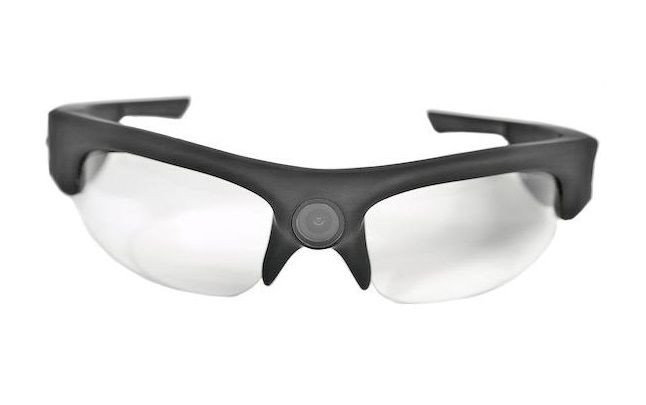 Wubblewear 1080P IR Night Vision Wide Angle Camera Glasses
