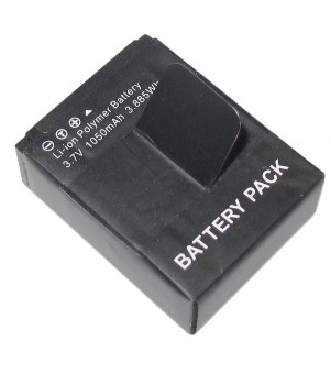 GoPro HD HERO 3 Aftermarket Rechargeable Battery