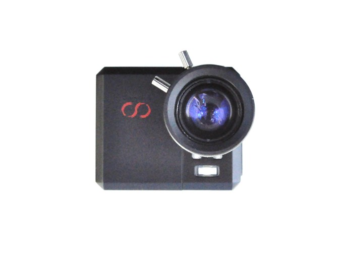 Camone Infinity Camera With Infrared Ir 170 Degree Fov