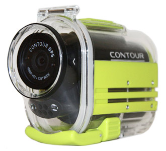 Contour GPS Waterproof Dive Case