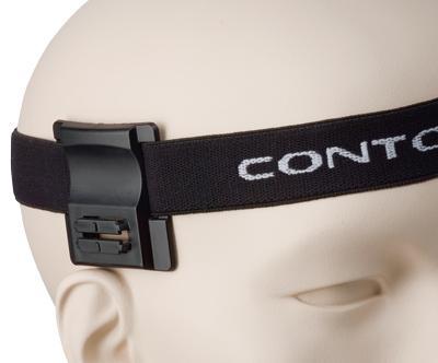 Contour Elastic Headband Mount 3600 Contour Hd