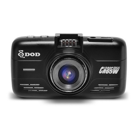 DOD 1080P HD Wide Angle Low Light Motion Detection Dash Camera