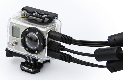 GoPro HD Skeleton Housing Case