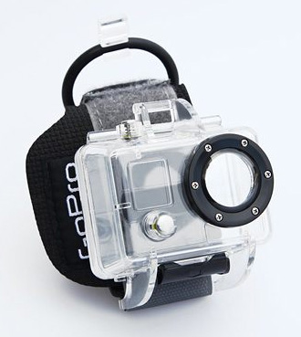 GoPro HD Wrist Camera Housing Case