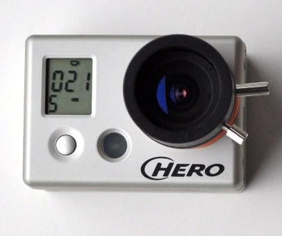 Lens Gopro hd Gopro hd 2.8mm-12mm Varifocal
