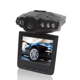 Dash Camera Recorder + LCD with Infrareds (1280X960)