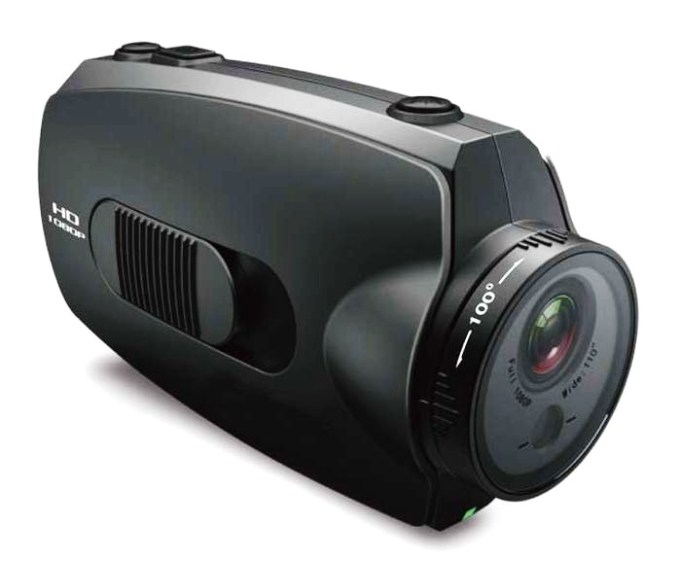 1080P HD Wide Angle Sports LCD Dash Camera