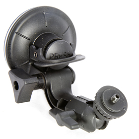 Contour Heavy Duty Window Suction Cup Mount