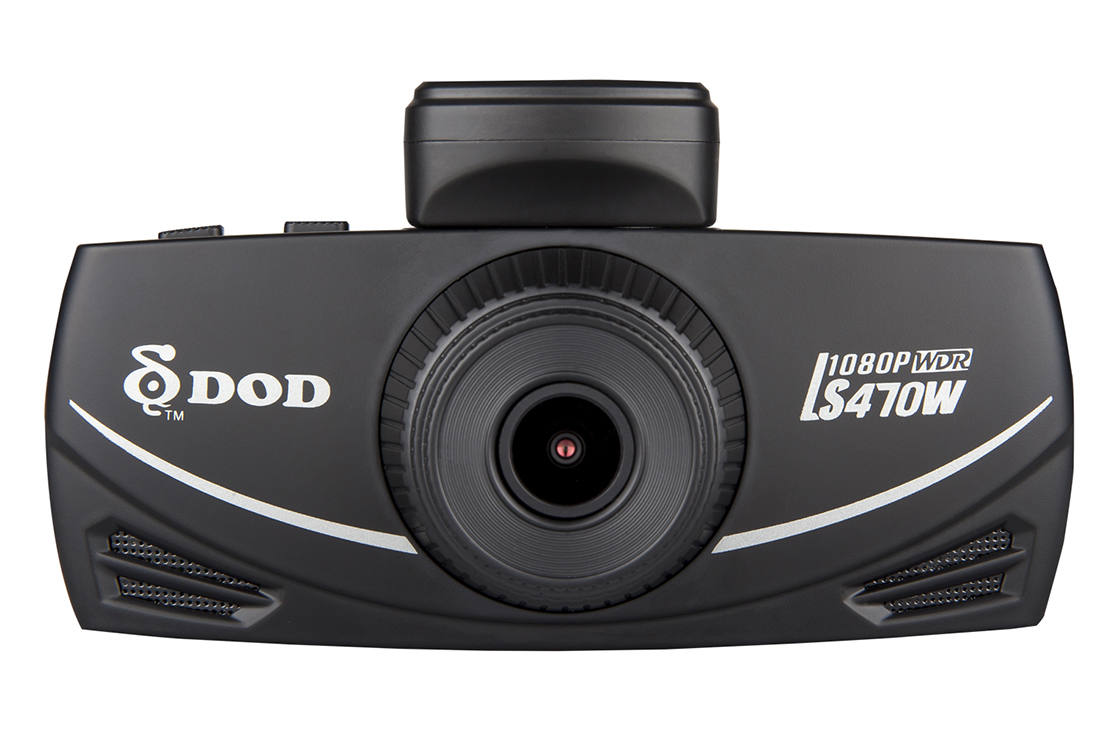 DOD HD 1080p GPS Low Light Wide Angle WDR Dash Camera