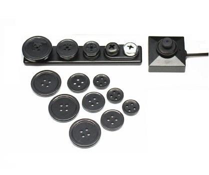 HD 1080p WiFi Mini DVR + Covert Body Screw Button Camera Kit - PV