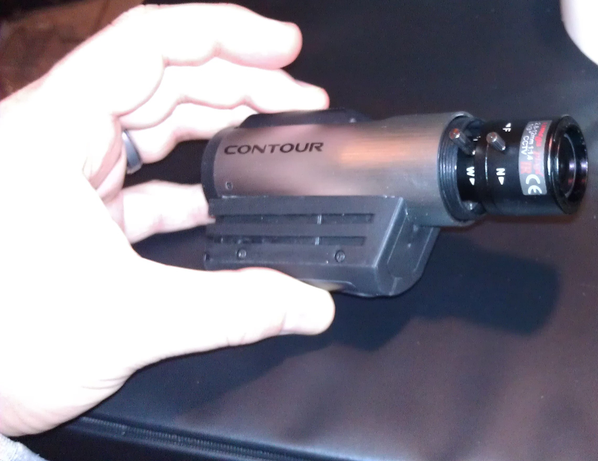 contour roam model 1600 manual