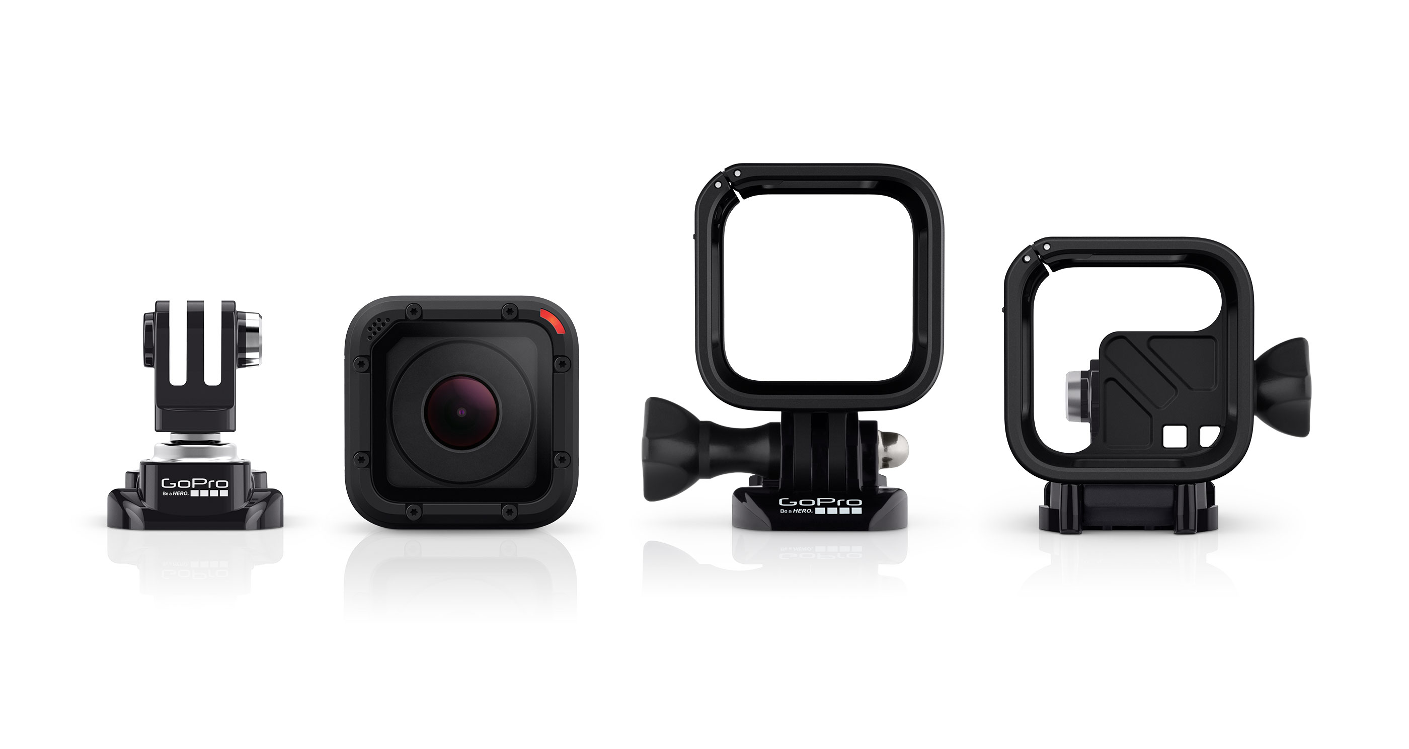 GoPro Hero 4 Session CHCHS-101 - CHDHS-101 - Helmet Cameras - GoPro