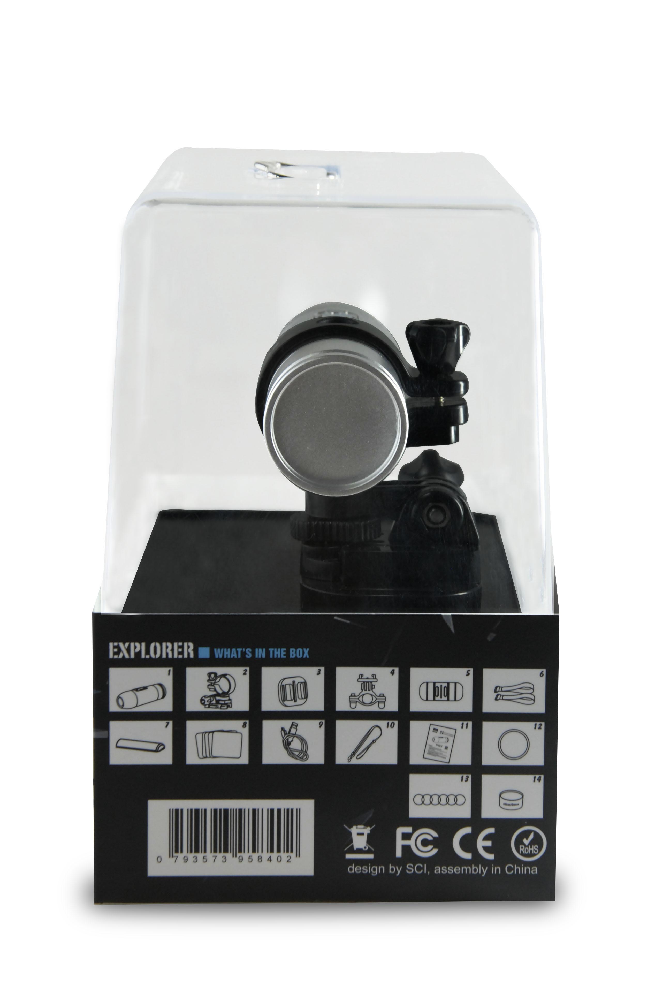 Bullet Hd Pro 3 1080p Fire Camera Waterproof Helmet Cam