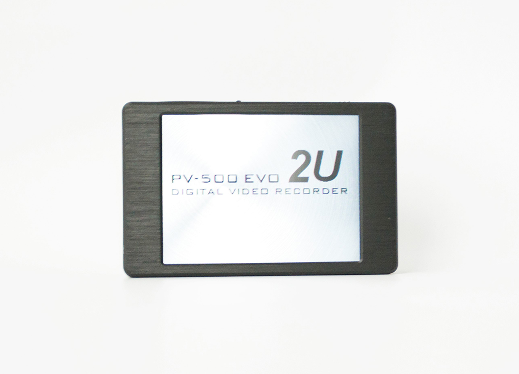 PV-500 EVO 2U High Definition Touch Screen DVR (1080P)