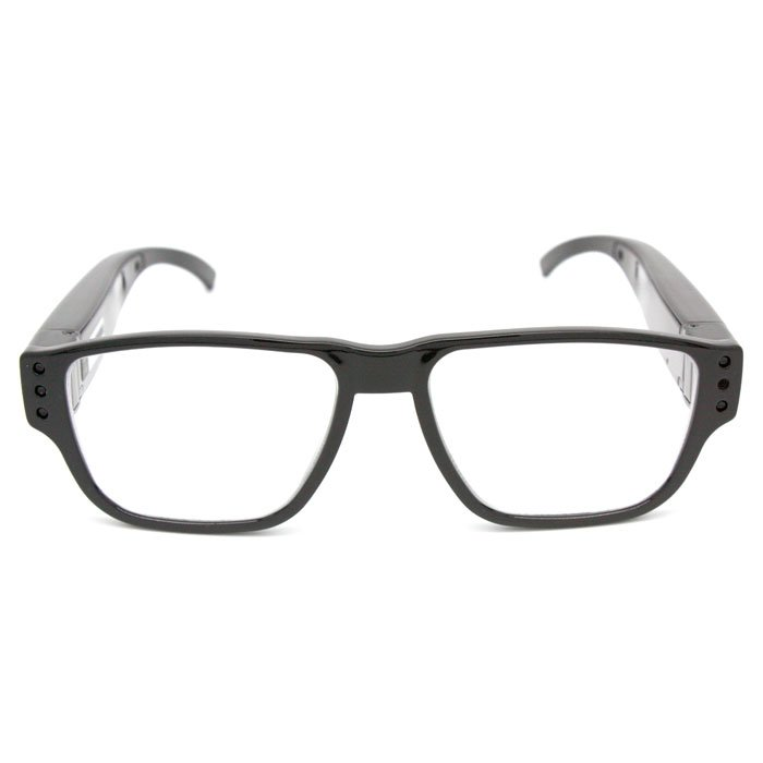 Lawmate 720p Covert Hidden Camera Clear Eye Glasses