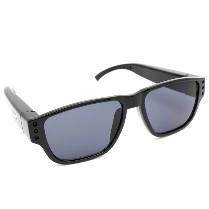 Lawmate 720p Covert Hidden Camera Sun Glasses