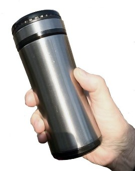 HD Insulated Travel Mug Covert DVR Hidden Camera