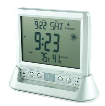 Stick-it Covert 720P HD Clock Thermometer Camera