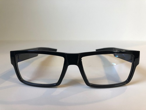 1080P HD Covert Camera Video Clear Eye Glasses