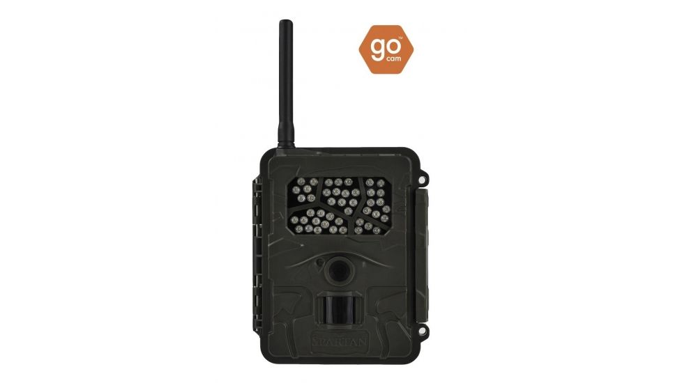 Spartan GoCam AT&T HD 720p 3G Wireless Trail Camera IR