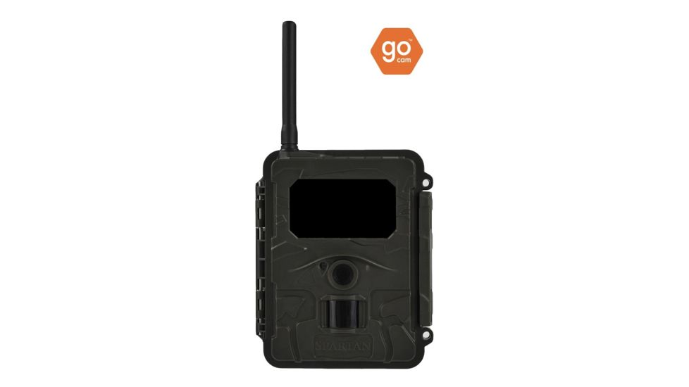 Spartan GoCam AT&T HD 720p 3G Wireless Trail Camera No Glow