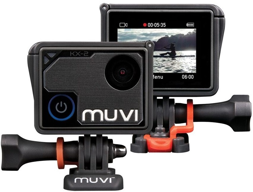 Veho Muvi KX-2 NPNG 4K Wi-Fi Handsfree Action Camera