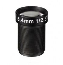 GoPro HD 5.4MM 10 Megapixel Lens Kit (80 degree FOV)