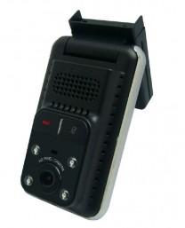 HD 720P Vehicle Taxi Drive IR GPS Dual Dash Camera