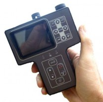Wireless Portable RF Inspection Unit DVR